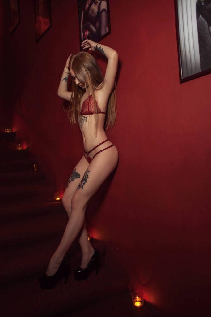 Эротический массажный салон владивостока